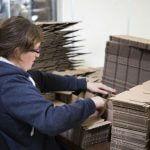 Formage de carton
